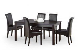 Столы - Стол обеденный ERNEST 2 160/200 (венге)