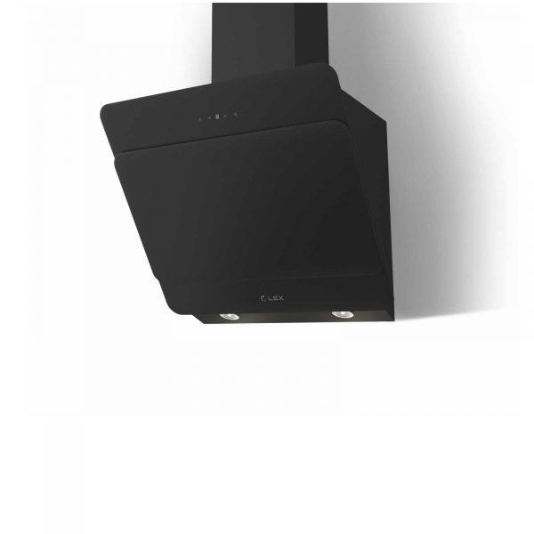 LEX  Glass 600 Black  вытяжка