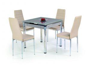 Столы - Стол обеденный  KENT (бежевый)