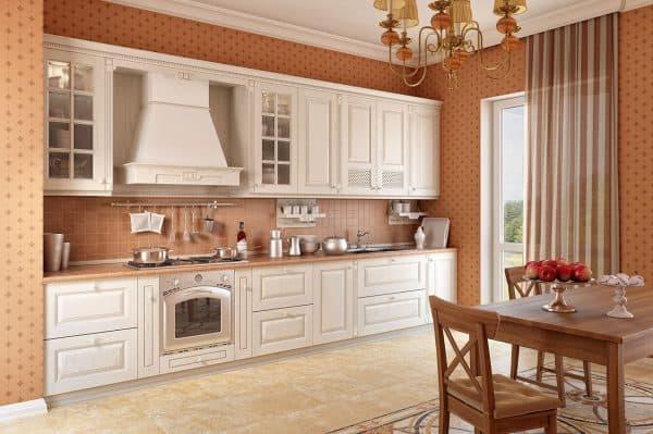 Классические кухни - 1. СИМОНА