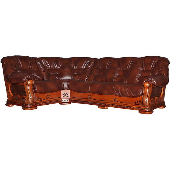 Угловой диван «Консул 23» (3мL/R901R/L) Пинскдрев