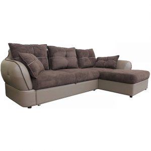 Угловой диван «Лоренцо» (3мL/R6мR/L) Пинскдрев