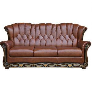 Прямые диваны - 3-х местный диван «Европа» (3м)  Пинскдрев
