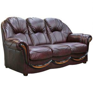 Прямые диваны - 3-х местный диван «Дельта» (3м) Пинскдрев