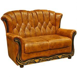 Прямые диваны - 2-х местный диван «Европа» (2м) Пинскдрев
