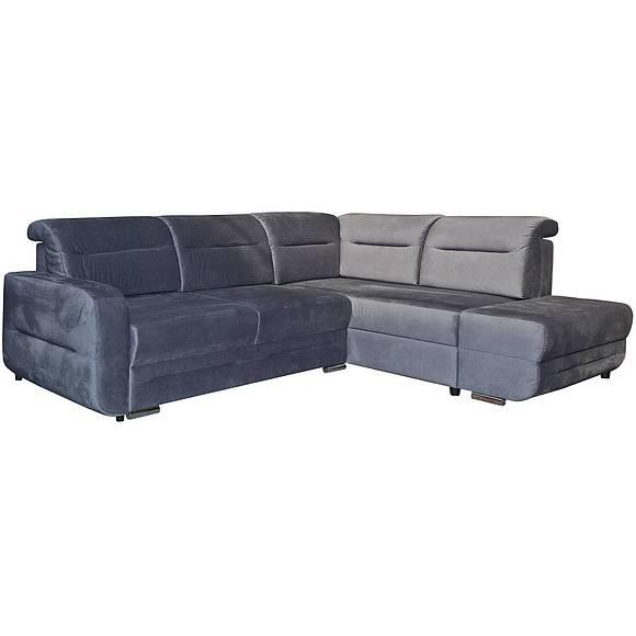 Угловой диван «Фреш» (2мL/R5мR/L) Пинскдрев