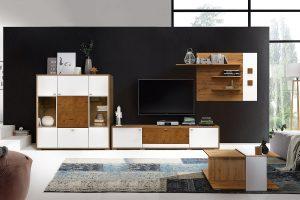 Мебель для гостиной - Гостиная «Гелиос» #2 Пинскдрев