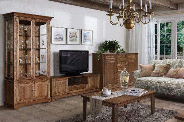 Мебель для гостиной - Гостиная «Пьемонт» #3 Пинскдрев