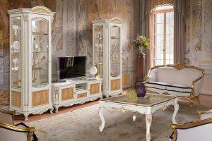 Мебель для гостиной - Гостиная «Альба» #1 Пинскдрев