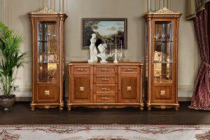 Мебель для гостиной - Гостиная «Алези Люкс» #2 Пинскдрев