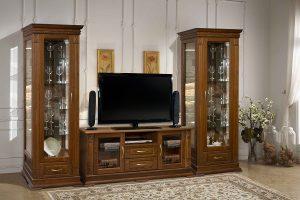 Мебель для гостиной - Гостиная «Верди Люкс» #3  Пинскдрев