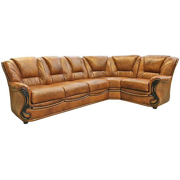 Угловой диван «Изабель 2» (3мL/R901R/L) Пинскдрев