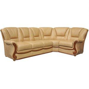 Угловые диваны - Угловой диван «Изабель 2» (3мL/R901R/L) Пинскдрев