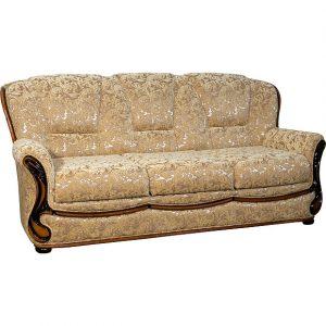 Прямые диваны - 3-х местный диван «Изабель 2» (3м) Пинскдрев