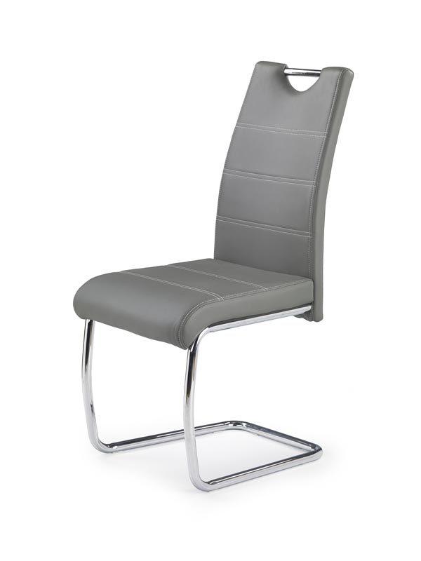 Стул HALMAR K211 серый