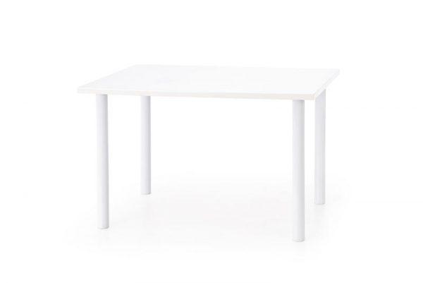 Стол обеденный HALMAR ADONIS белый, 120/80/76