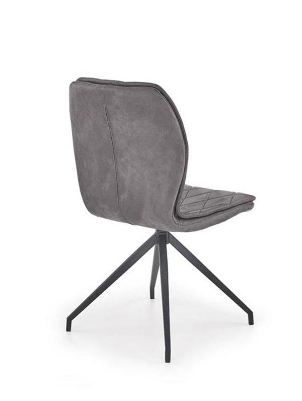 Стул HALMAR K237 серый