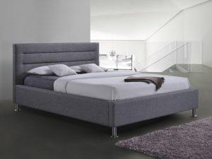 Кровать SIGNAL LIDEN серая 160/200