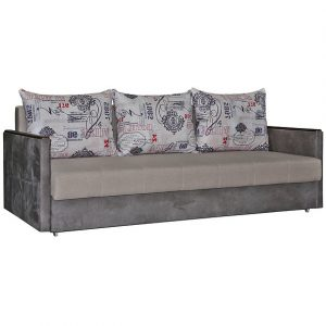 Прямые диваны - 3-х местный диван «Азалия» (3м)