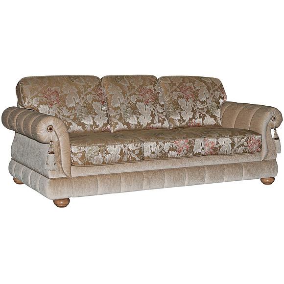 3-х местный диван «Цезарь» (3м) Пинскдрев