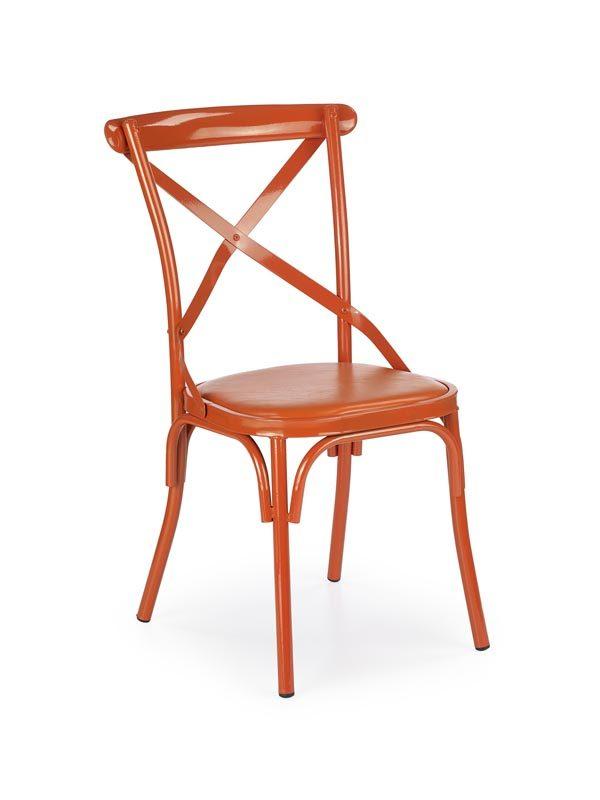 Стул HALMAR K216 оранжевый