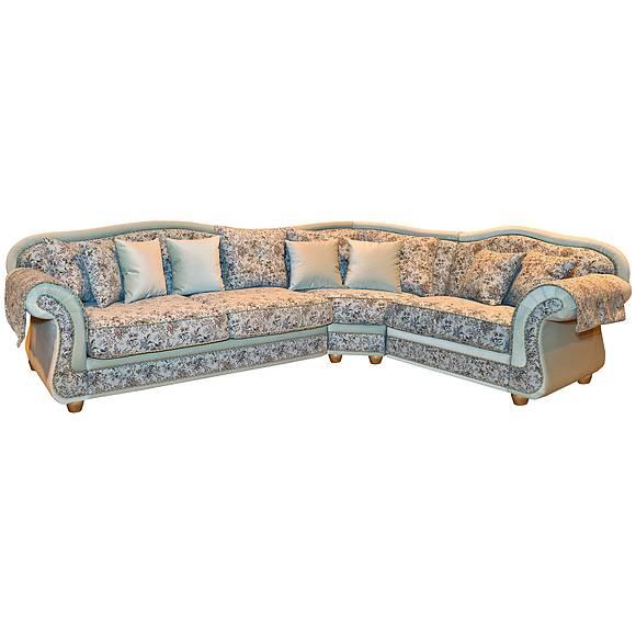 Угловой диван «Эстель» (3мL/R901R/L) Пинскдрев