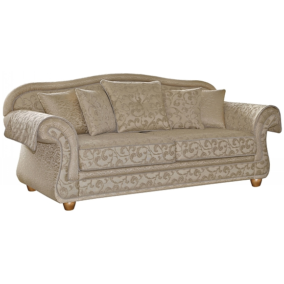 1л. 3-х местный диван «Эстель» (3м) Пинскдрев