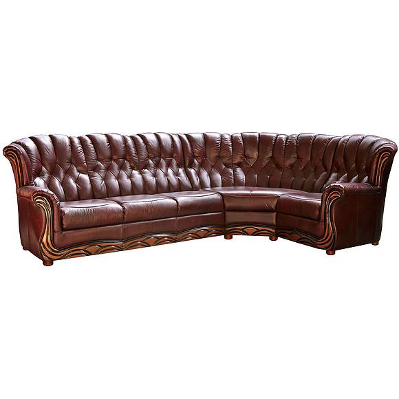 Угловой диван «Европа» (3мL/R901R/L) Пинскдрев