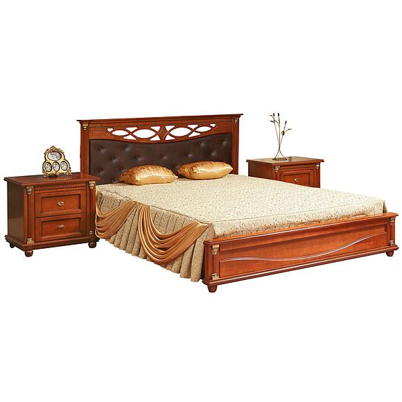 Кровать «Валенсия 2МП» П254.53 Пинскдрев