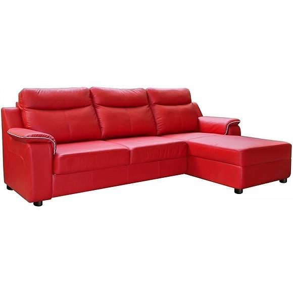 Угловой диван «Люксор» (3мL/R8мR/L) Пинскдрев