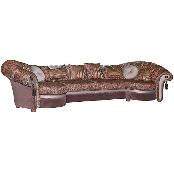 Угловой диван «Мадлен» (4L30м4R) Пинскдрев