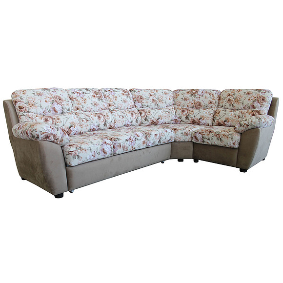 Угловой диван «Плаза» (3мL/R901R/L) Пинскдрев