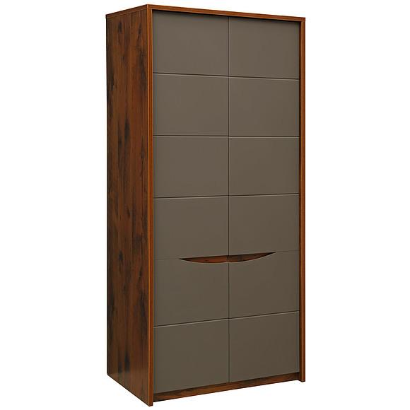 Шкаф для одежды «Монако» П528.08 Пинскдрев