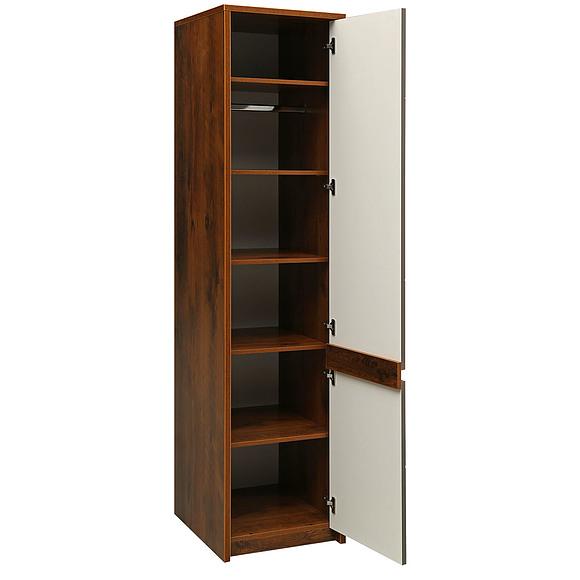 Шкаф для одежды «Монако» П528.09-1 Пинскдрев