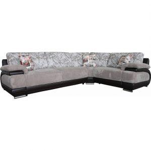 Угловые диваны - Угловой диван «Валлетта» (3мL/R901R/L)