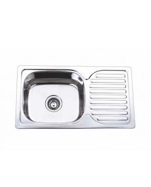 Кухонные мойки - LEX  Мойка из нержавеющей стали 302 А