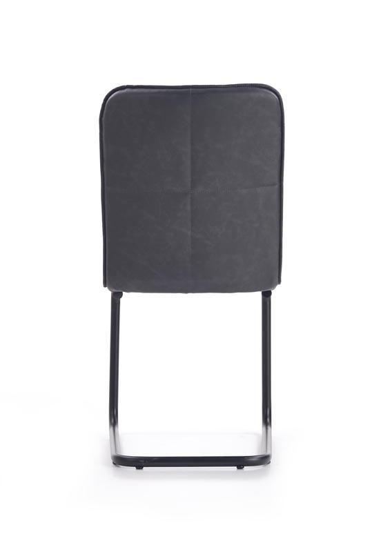 Стул HALMAR K268 светло-коричневый/черный NEW