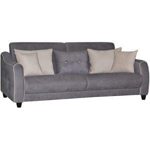 Прямые диваны - 3-х местный диван «Бергамо» (3м) Пинскдрев
