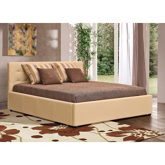 Кровать двойная «Эллада 16» Пинскдрев