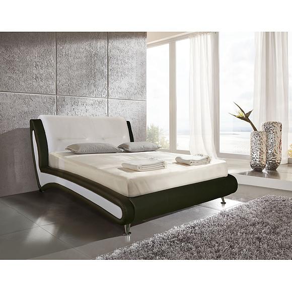 Кровать двойная «Филадельфия 16» Пинскдрев