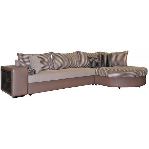 Угловой диван «Каролина» (3мL/R6мR/L) Пинскдрев