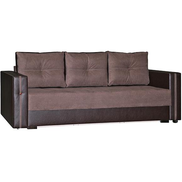 3-х местный диван «Мелисса» со столиком (3мL/R) Пинскдрев