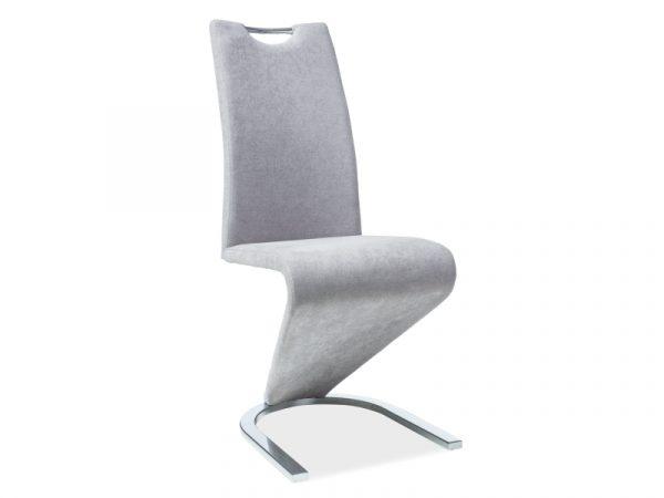 Стул SIGNAL H090 серый, ткань NEW
