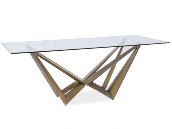 Столы - Стол обеденный SIGNAL ASTON 200\100