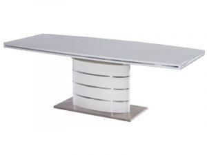 Столы - Стол обеденный Signal FANO 140x90 (белый)