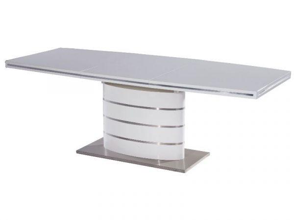Стол обеденный Signal FANO 140×90 (белый)