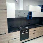 ЕВРОDOM - Кухня ЛДСП + столешница Slotex