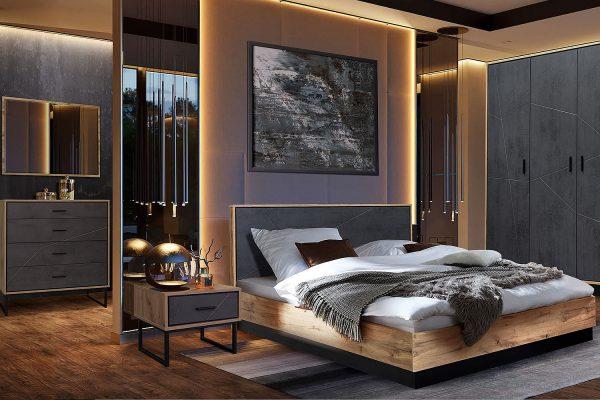 Спальня «Лайн» Пинскдрев