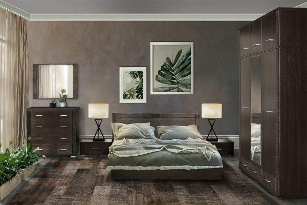 Спальня «Гресс» #2 Пинскдрев